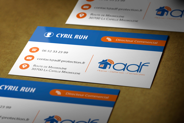 Carte De Visite ADF