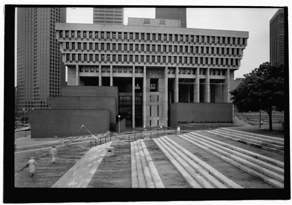 Gallery Of Ad Classics Boston City Hall Kallmann Mckinnell Knowles 3 With Images Boston City Hall City Hall Hall