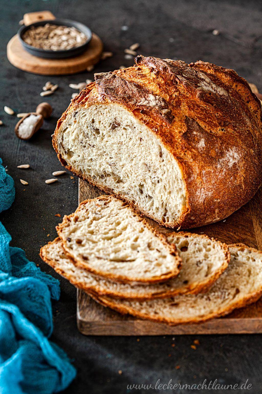 Photo of Joghurt-Dinkel-Brot aus dem Topf | lecker macht laune