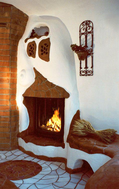 modellierter kamin wohnideen pinterest ofen kachelofen und kacheln. Black Bedroom Furniture Sets. Home Design Ideas