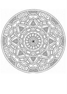 Mandalas Religiosos Para Colorear Imagui Con Imagenes