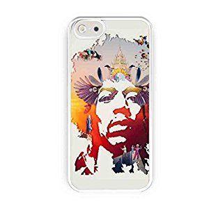 Jimi Hendrix Art Face Iphone 6 Case Jimi Hendrix Art Face Iphone 6s Case Ship Us