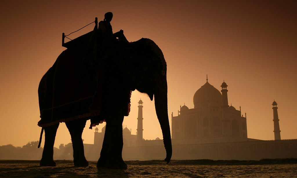 Honeymoon made in heaven: A romantic tour of India and the Maldives