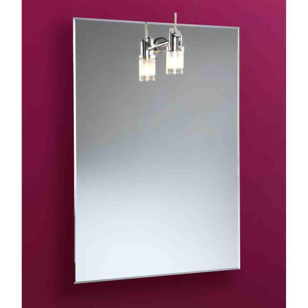 Heated Bathroom Mirror with Light | Bathroom Mirrors | Pinterest ...