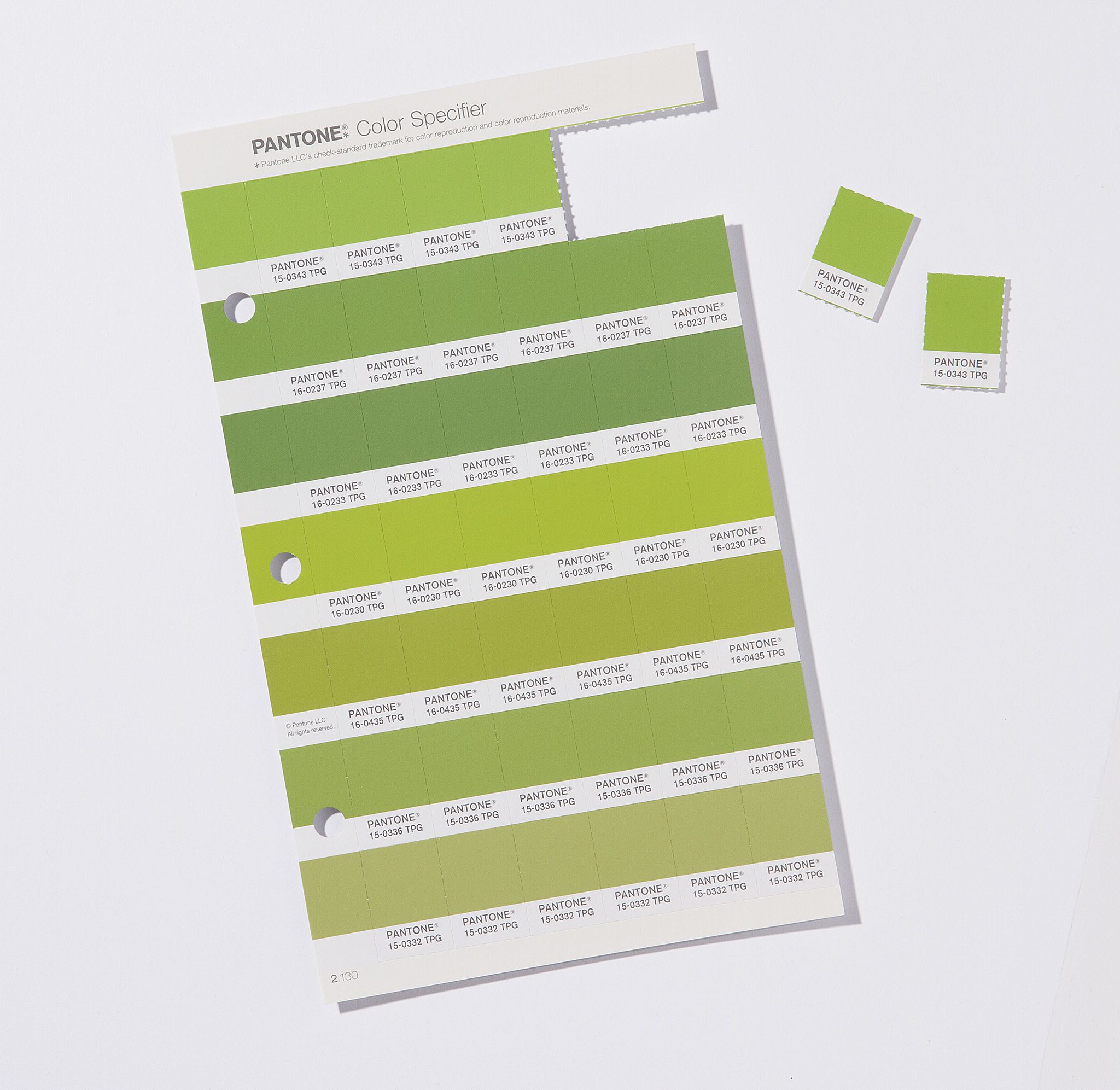 A Refreshing and Revitalizing Shade, Greenery is Symbolic of New Beginnings Pantone, an X-Rite company and the global authority on color and provider of professional color standards for the design industries, today announced PANTONE® 15-0343 Greenery as the PANTONE® Color of the Year selection for...