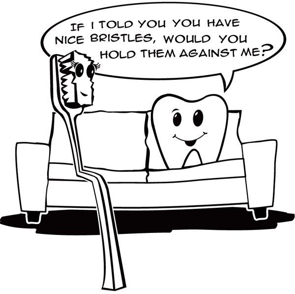 Funny dental cartoon dental cartoons pinterest - Funny dental pictures cartoons ...