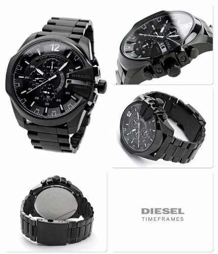 f8543cc2ad4 Relógio Diesel Masculino Dz4283 Original!!!! - R  439