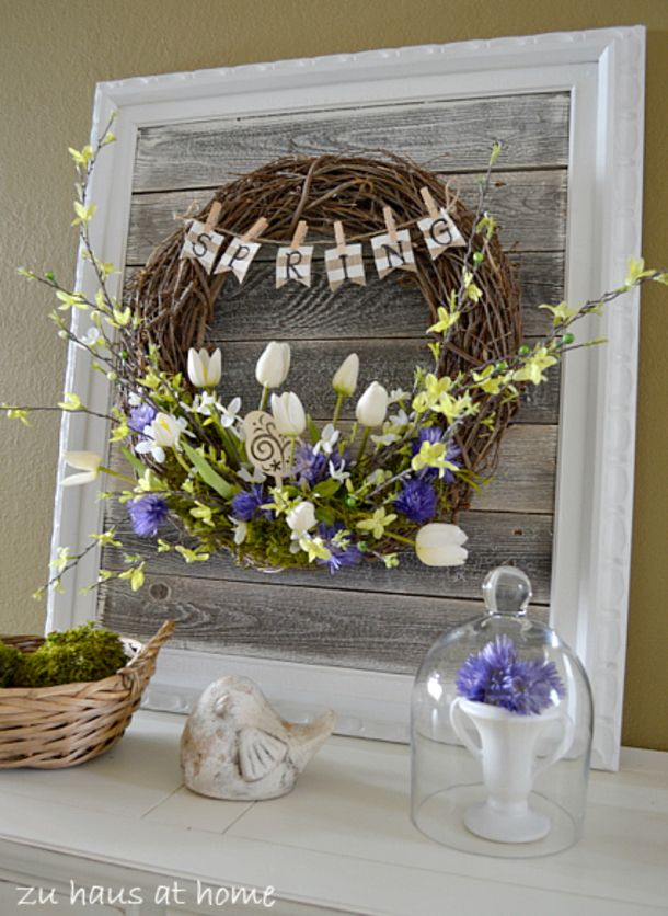 We have some of the best porch and wreath ideas for the spring in this blog.