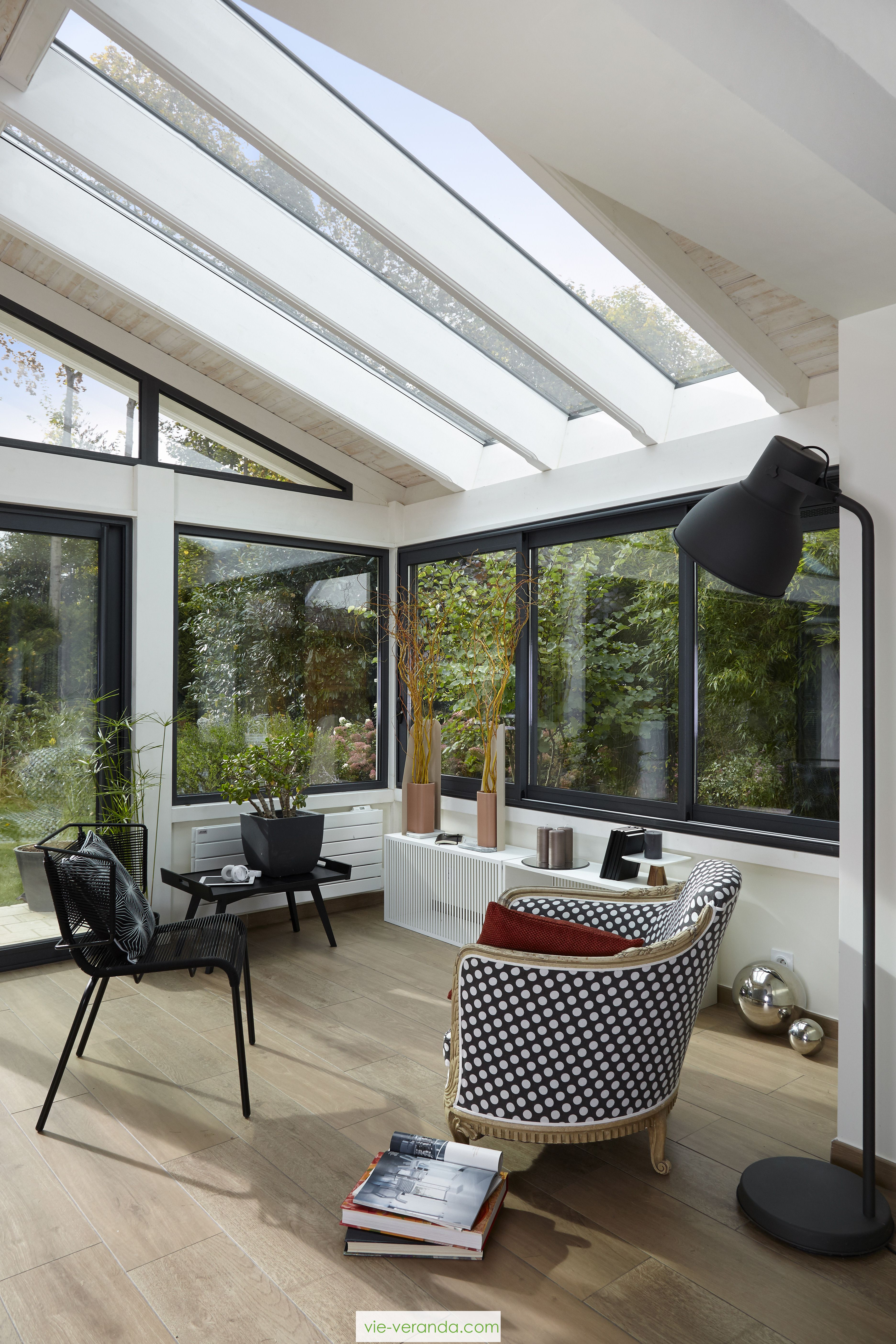 Chauffage dans la véranda : quelles solutions possibles ? en 2020 | Veranda, Decoration ...