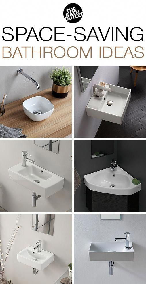 Photo of Small Bathroom Sinks – TheBathOutlet.com