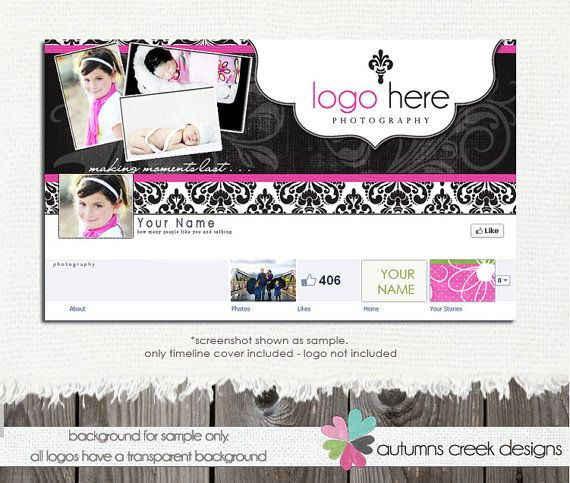 Facebook Timeline Cover Photo for Photographers Small Business - sample facebook timeline