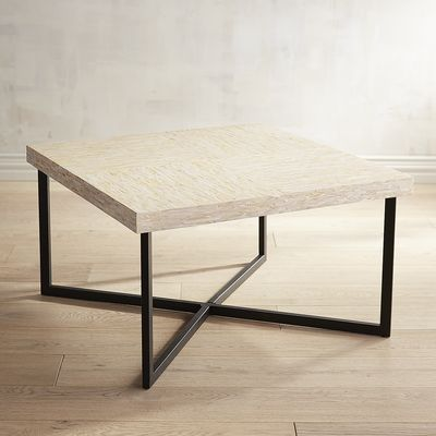 Mother Of Pearl Square Coffee Table Pier 1 Imports Minimalist Coffee Table Coffee Table Square Coffee Table