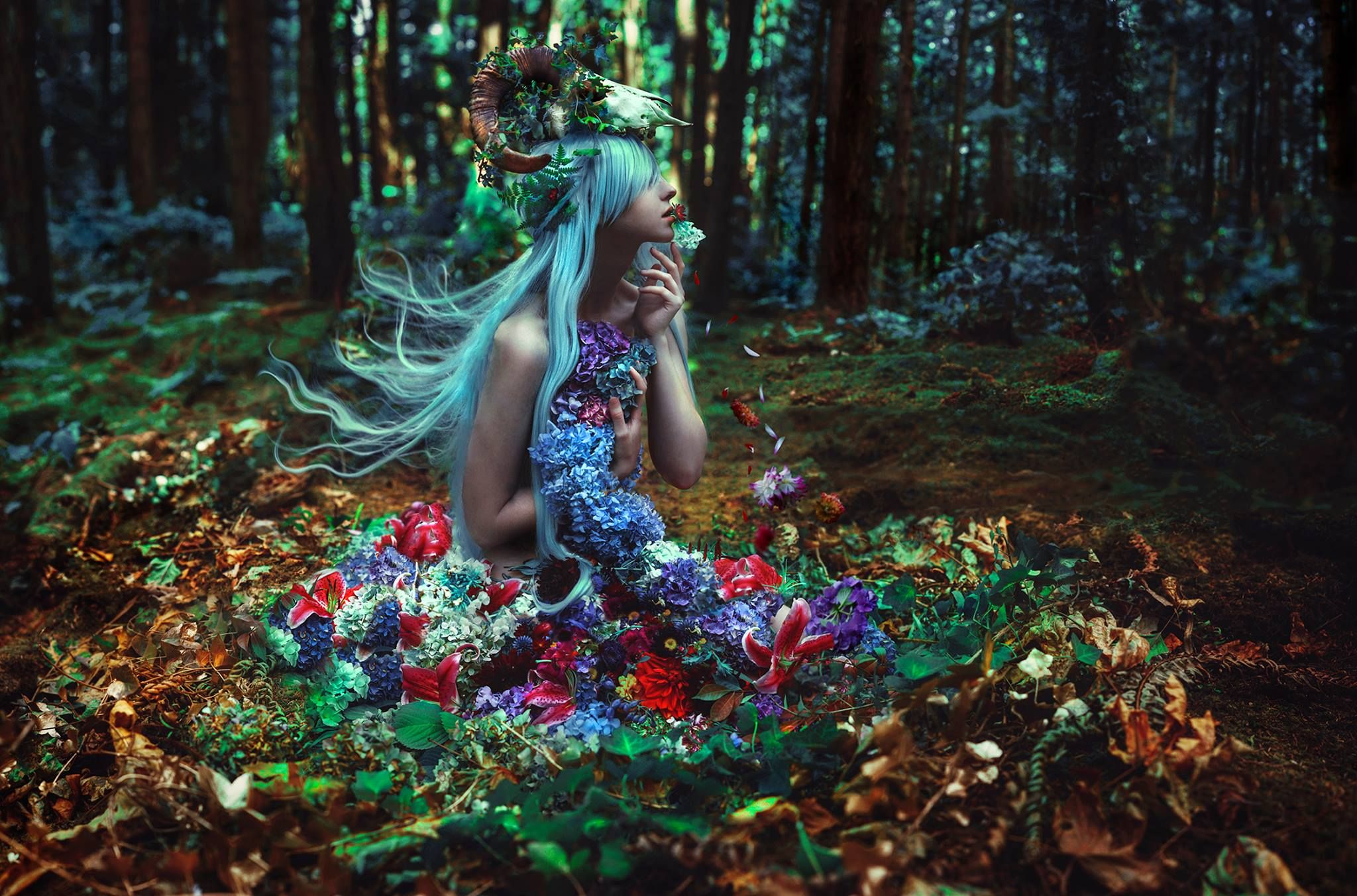 Kindra Nikole Photography  Of Withering Abundance