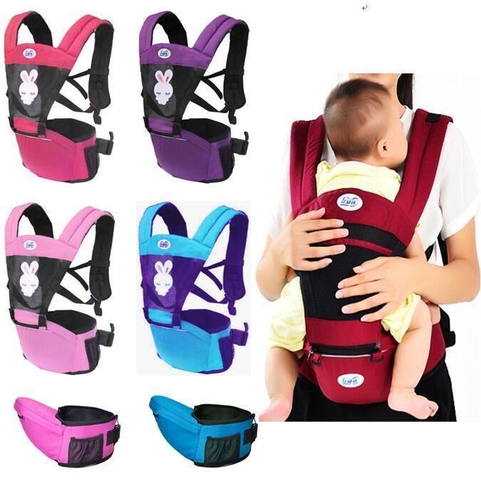 1c1ed3890d8 Baby Kid Toddler Waist Hipseat Hip Seat Wrap Carrier Belt Sling Harness  Backpack  Unbranded