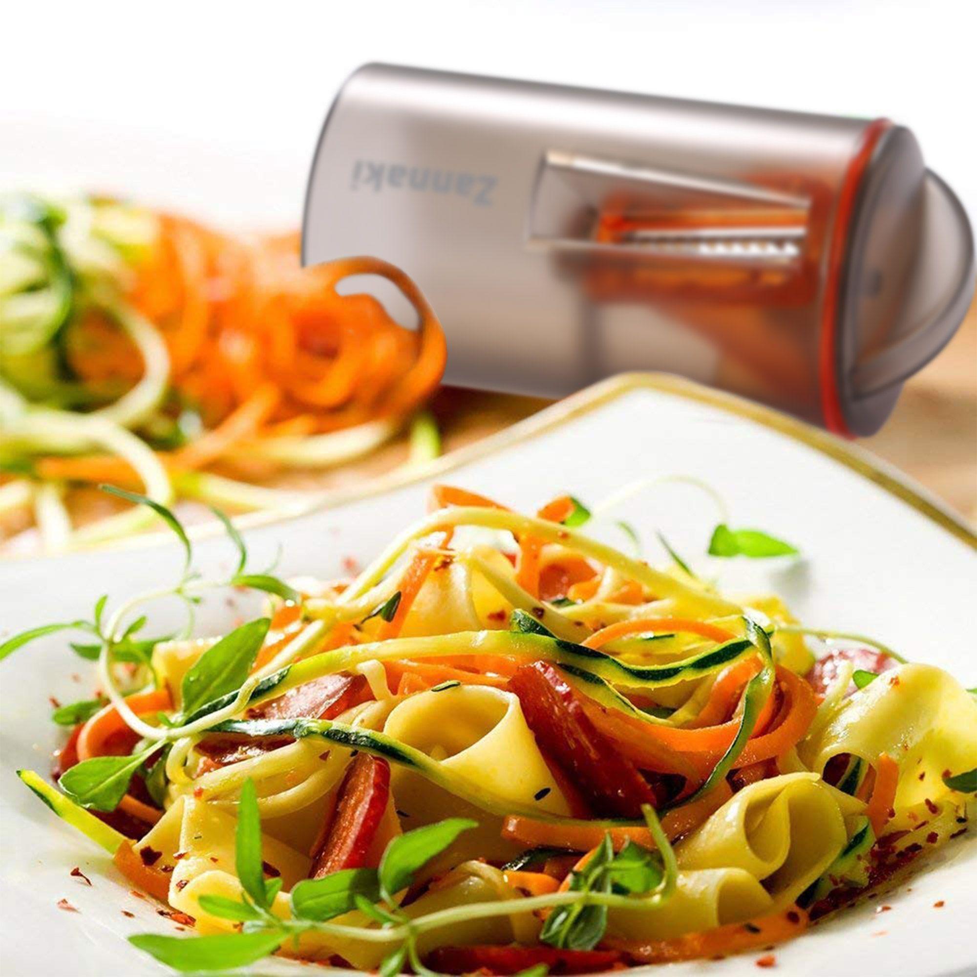 Zannaki Spiralizer Pasta Noodle Maker Spiral Zucchini