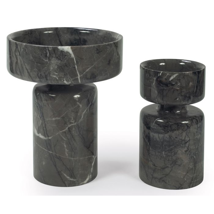Angelo Mangiarotti Marble Vases For Knoll Associates C1968 Antique Vase Ceramic Vase Ceramic Vases