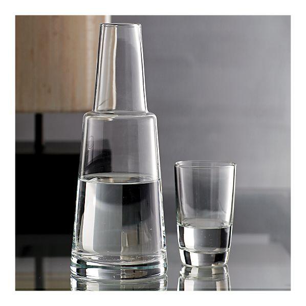 Bedside Carafe Mouthwash Dispenser Carafe Mouthwash Dispenser Water Carafe