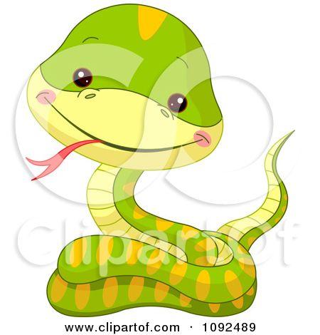 Snake Clip Art at Clker.com - vector clip art online, royalty free & public  domain