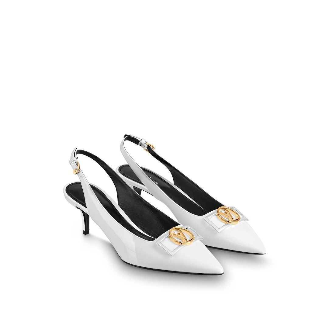 Products By Louis Vuitton Insider Slingback Pump In 2020 Slingback Pump Slingback Pumps