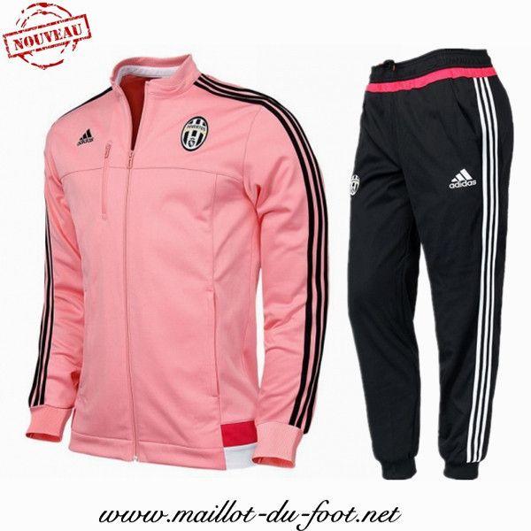 boutique de Nouveau Veste Juventus Le Rose N98 Homme 2015