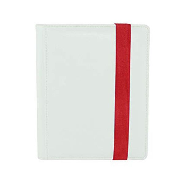 CCG Albums And Pages 183465: White Dex Protection 4 Pocket