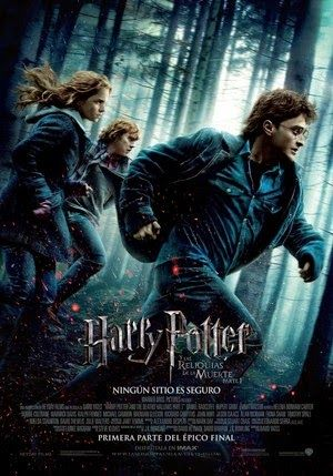 Somosmovies Peliculas De Harry Potter Reliquias De La Muerte Harry Potter