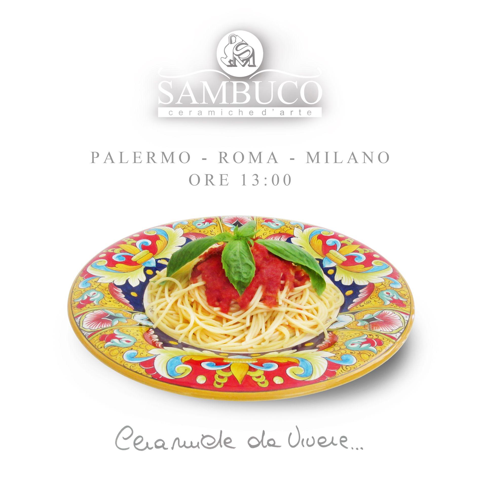 Ceramiche da vivere / Ceramics to live Ceramiche Sambuco Mario ...