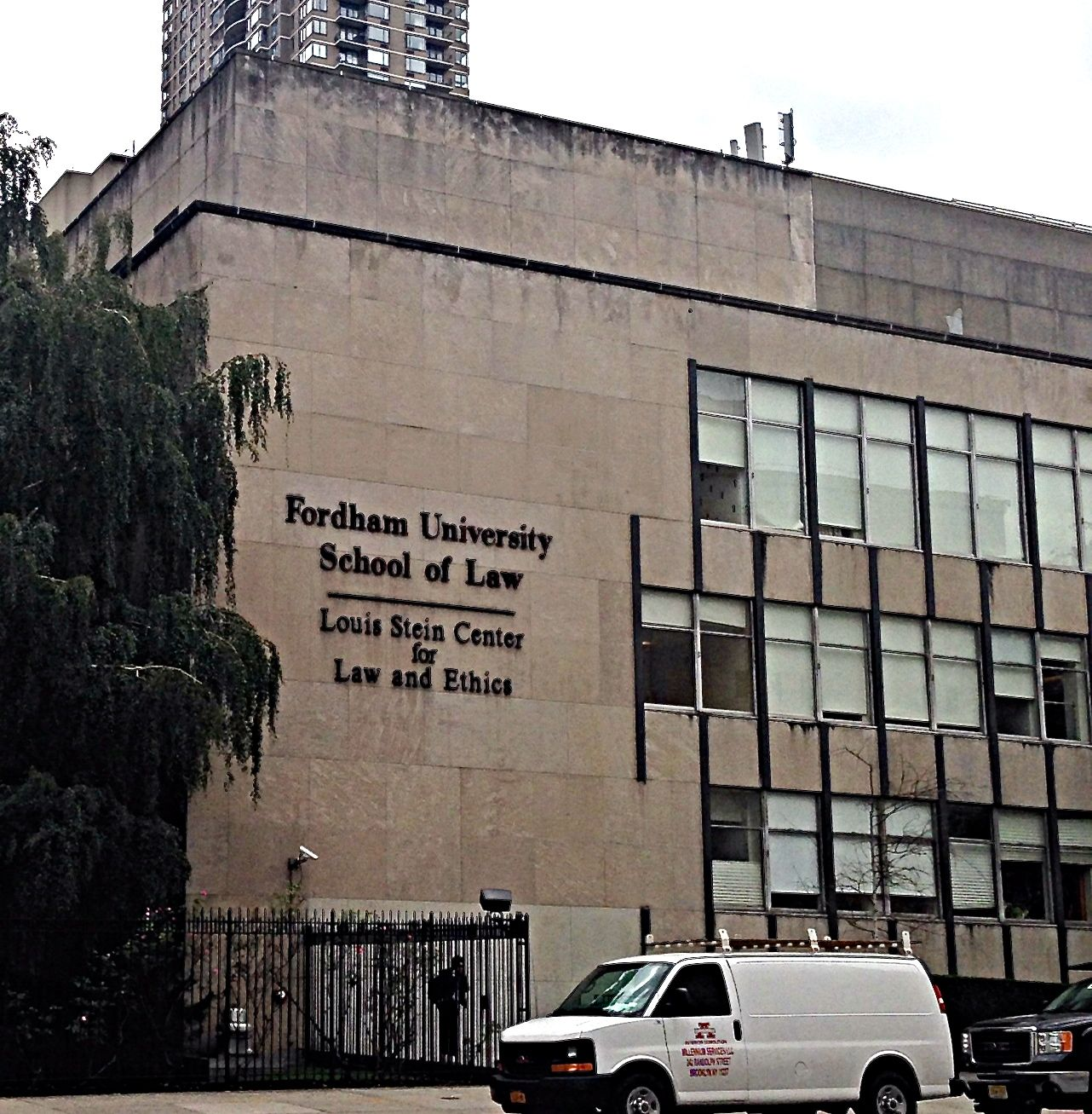 Fordham Law School Opened Its Doors To Students On September 28 1905 Today It S Located Next Door To Lincoln Ce Law School School Opening Fordham University