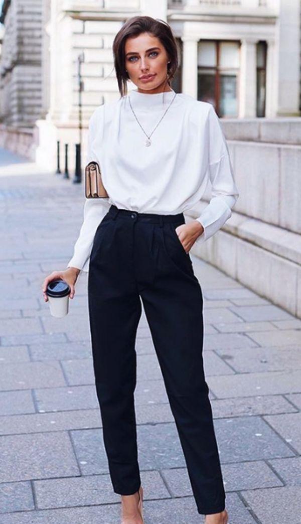 75 Formelle Geschäftskleidung mit Hosen für Frauen #womensbusinessattire – Business outfits