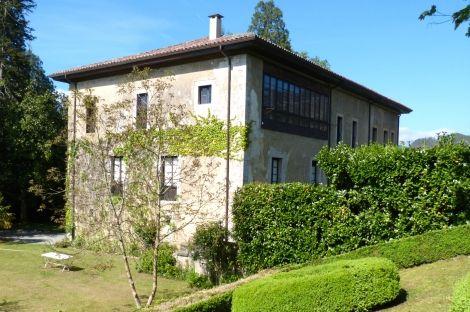 Casa palacio en venta coviella concejo de cangas de on s for Casa luthier barcelona