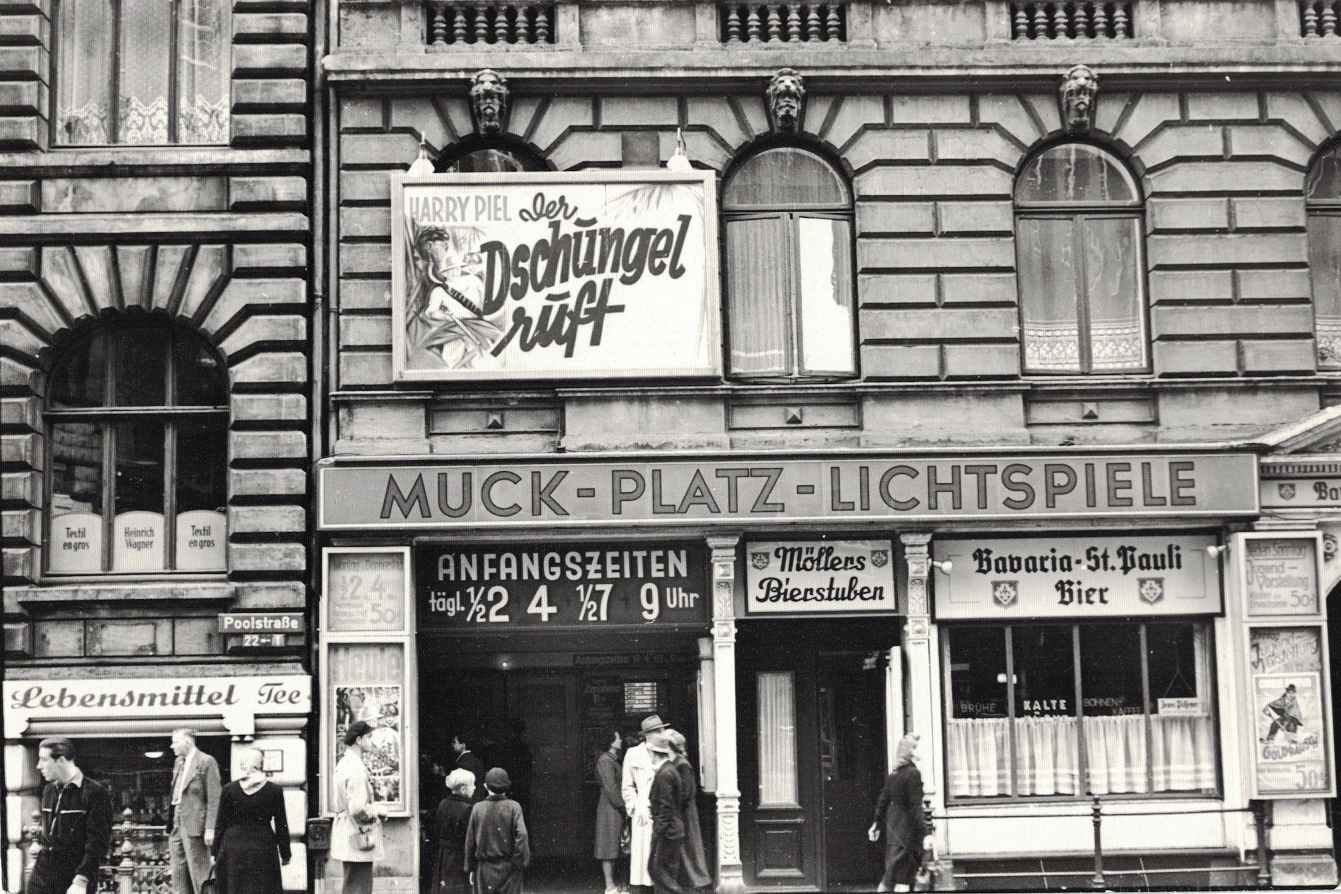Der Fotograf John Holler Kinoansichten Medienberatung Und Vermittlung E V Hamburg Kino Hamburg Meine Perle
