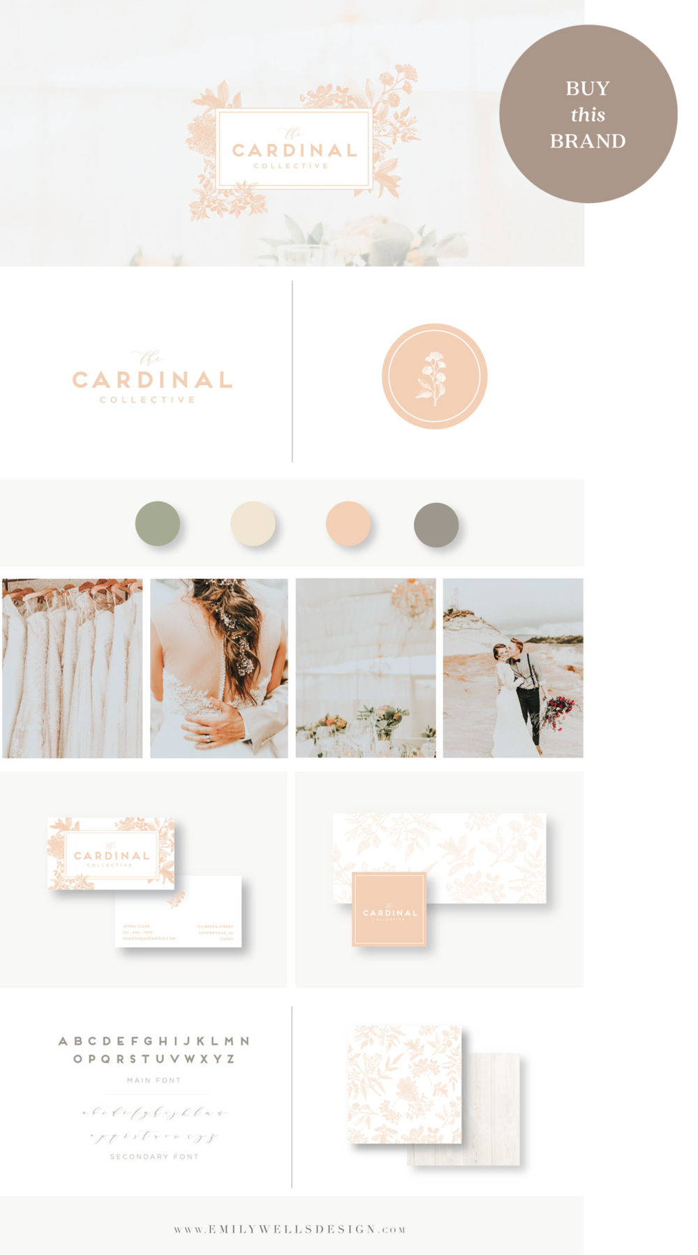 Emilywellsdesign Limited Edition Collection Build Your Brand