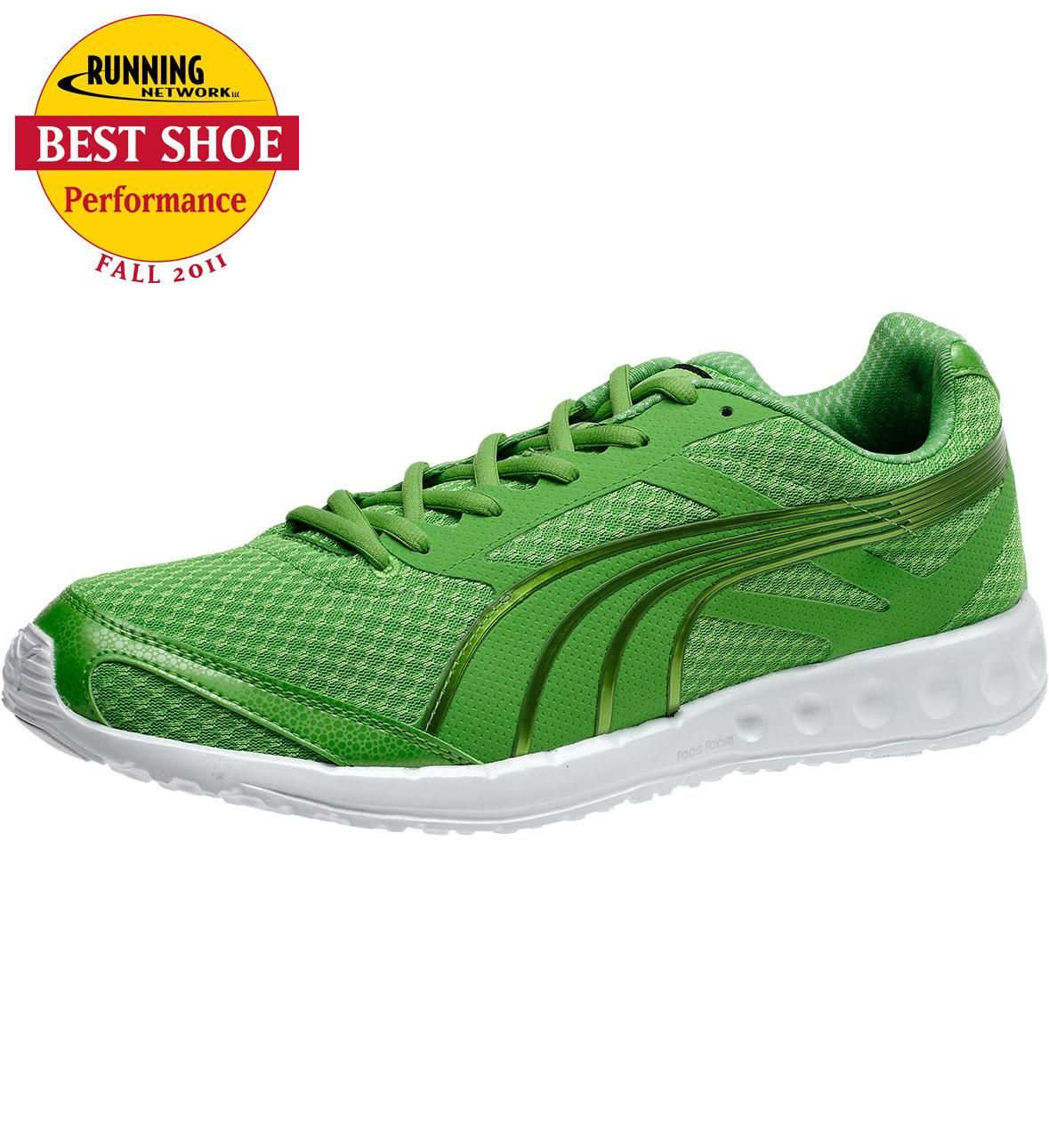 PUMA Faas 400 Bolt Running Shoes. Price $85.00.