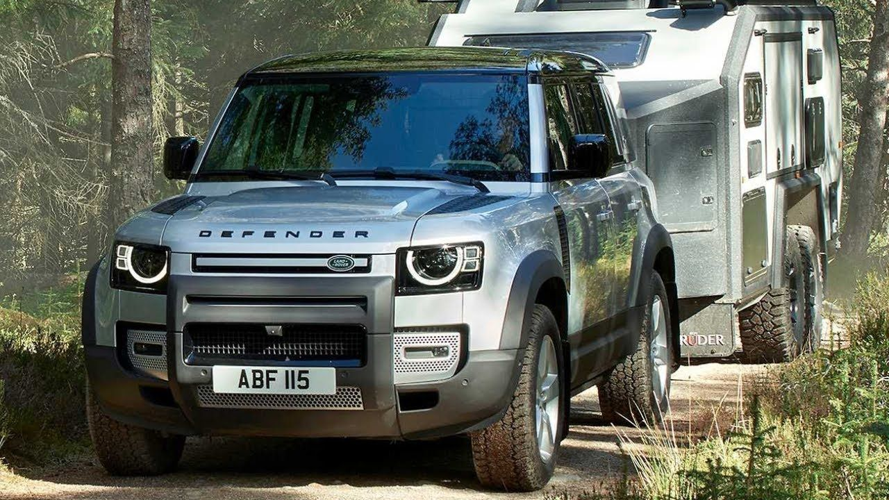 2020 Land Rover Defender Official Unveiled All New Land Rover