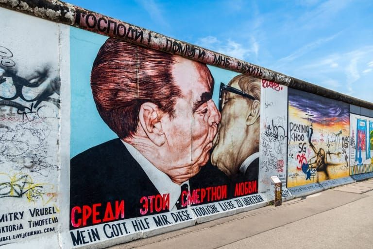 East Side Gallery In Berlin Germany East Side Gallery Germany Photography Berlin Photography