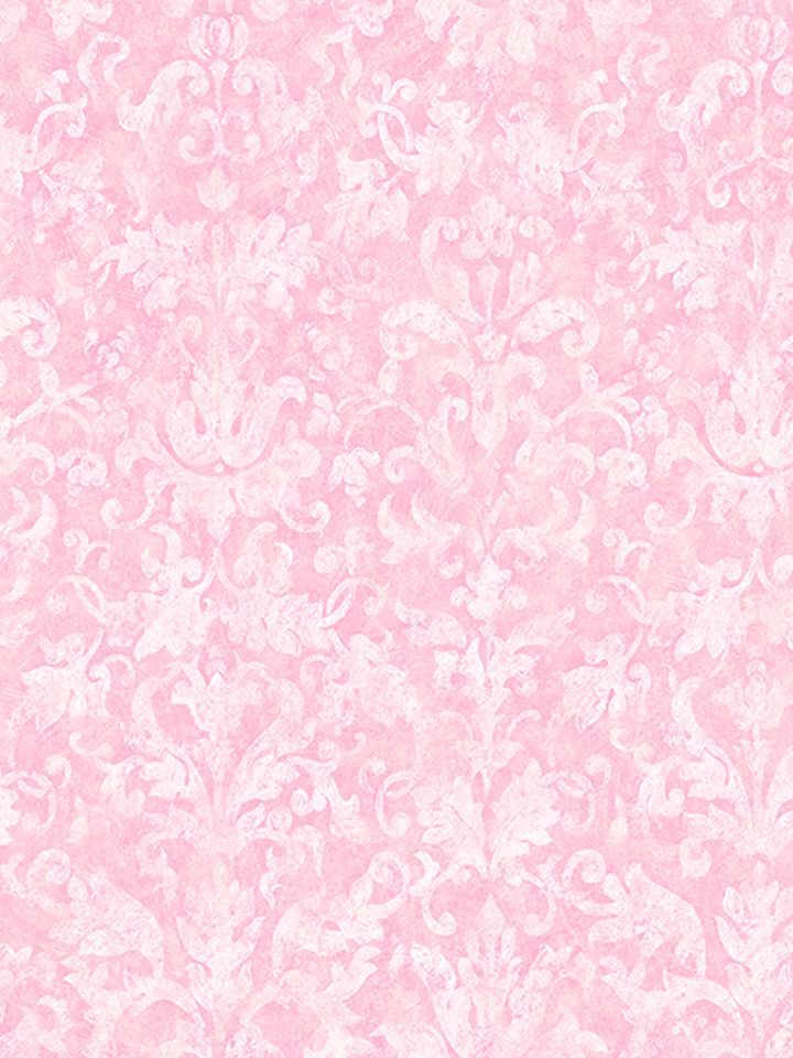 This Washable Soft Pink Wallpaper Would Work Perfectly In A Little Girls Room