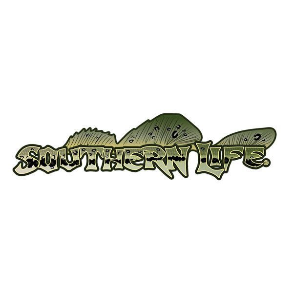 Southern Life Bass Decal