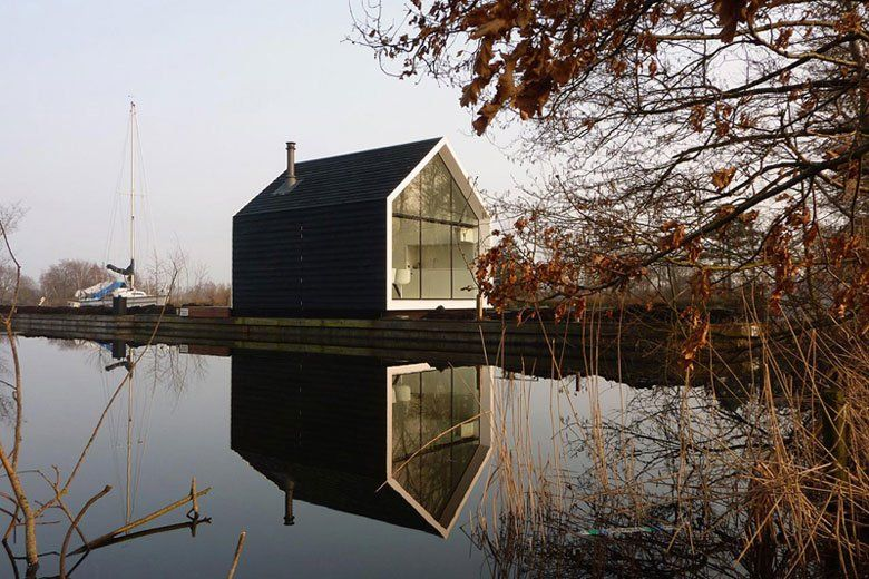 Recreational Island House by 2by4 Architects | HYPEBEAST