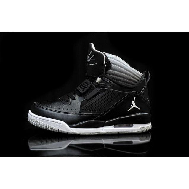 d27042e377f0 Mens Nike Air Jordan Flight 97 Black White