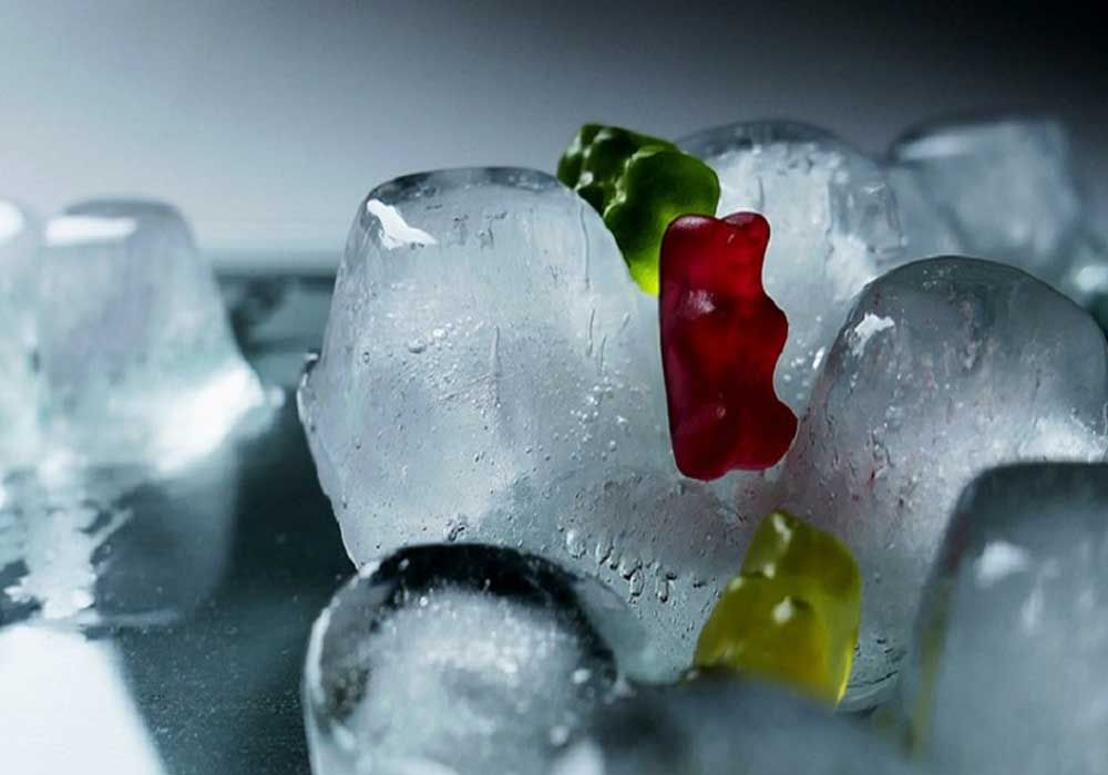 Scotsman Standalone Gourmet Clear Ice Maker Types Of Ice Ice Gourmet
