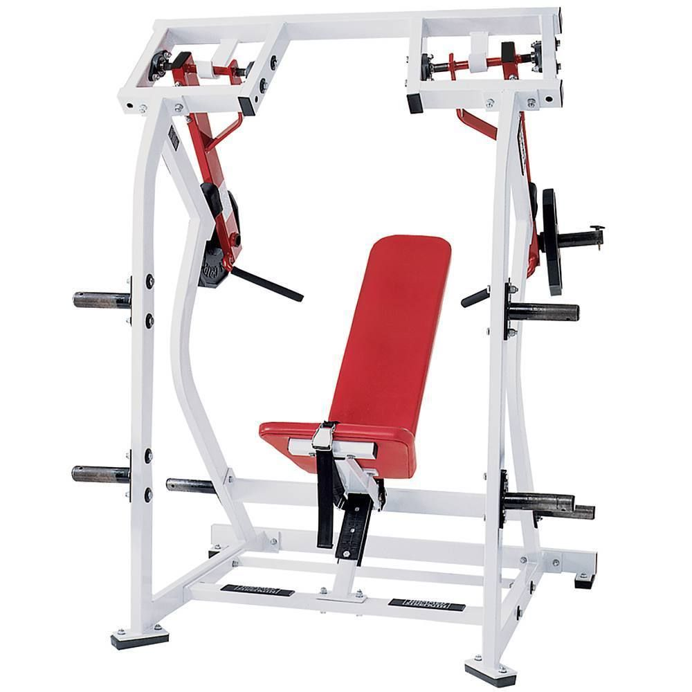 Hammer strength isolateral shoulder press no equipment
