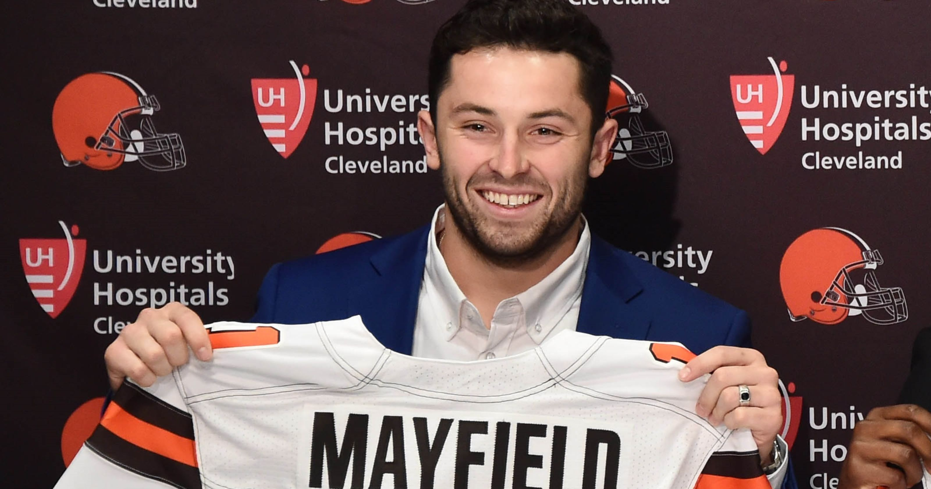 Baker Mayfield, the Giants, other intriguing story lines