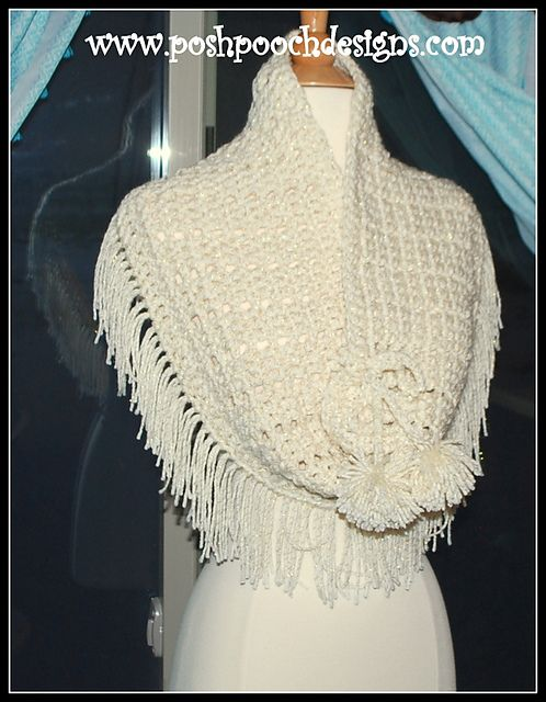 Ravelry: Snow Bound Cowl pattern by Sara Sach | Ravelry Shop | Pinterest