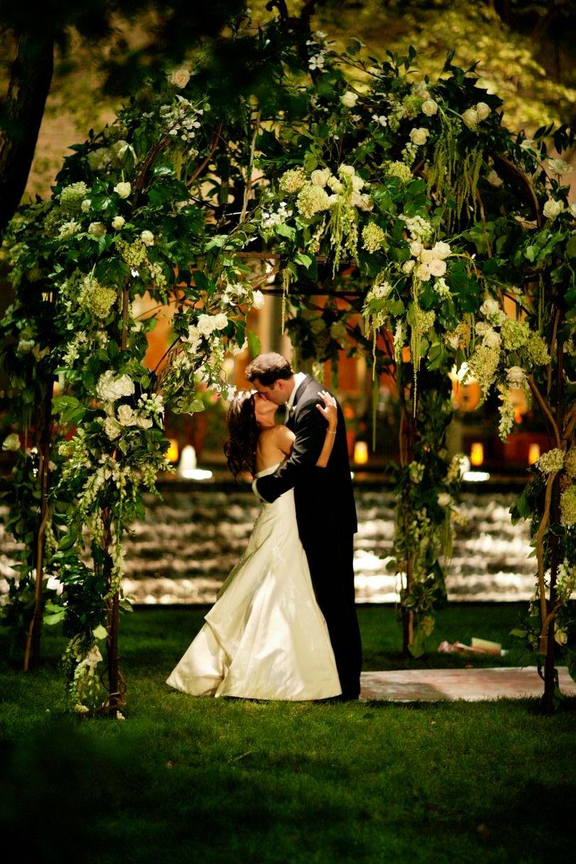 Fall outdoor wedding dresses   Sweet Outdoor Photo Ideas You Will Love  WeddingDash