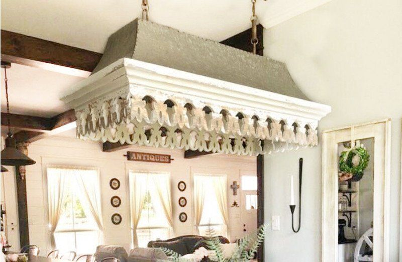 Huge Old Front Porch Pendant In 2020 Rustic Chandelier Porch