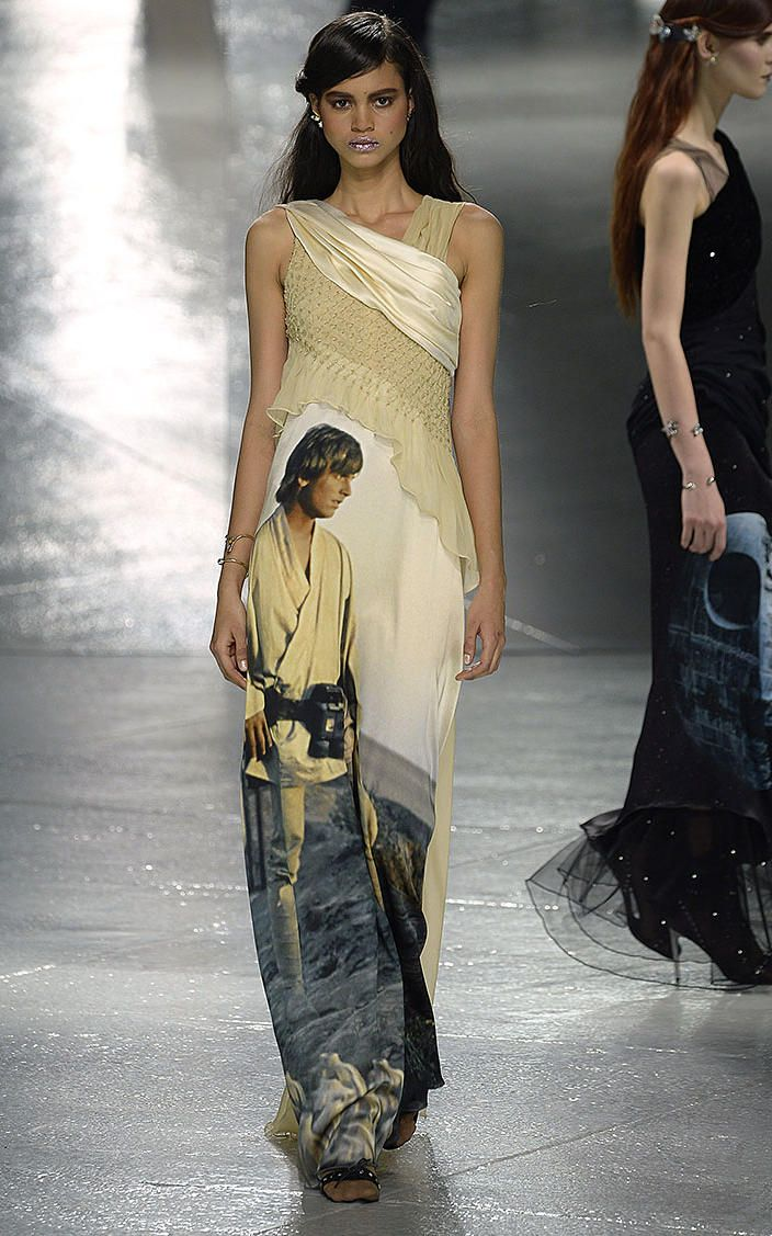 """""""Star Wars""""-Themed Gowns Invade Fashion Week   Co.Design   business + design"""