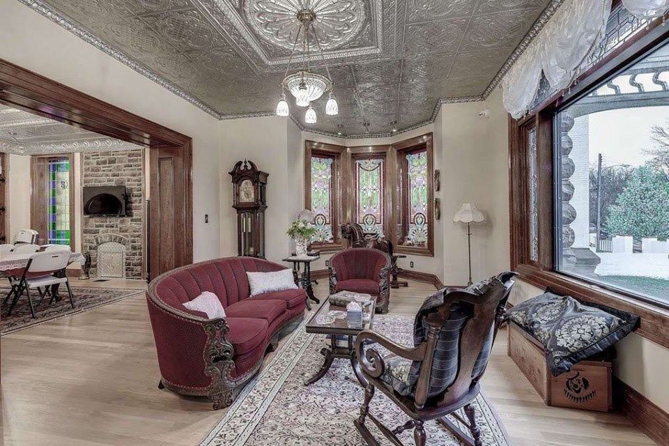 1900 Stone House For Sale In Frankfort Indiana Stone House