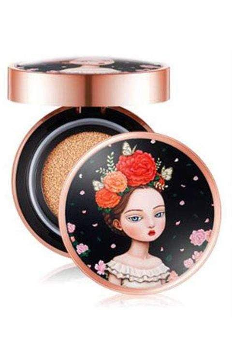 Beauty People Absolute Lofty Girl Tension Cushion Foundation Refill 18g 21 23 Refill In 2021 Beauty People Cushion Foundation Even Skin Tone