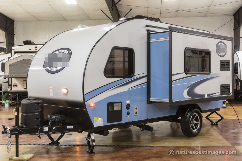 2018 Ultra Lite Slide Out Travel Trailer Camper Model Rp 179
