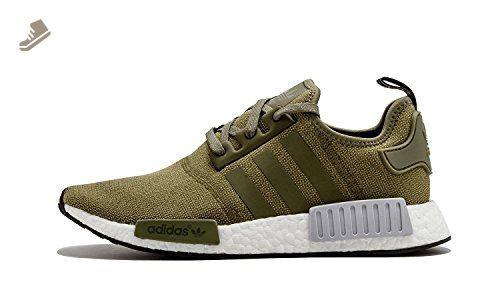 adidas Women\u0027s NMD Runner Dark Green S76010 US 7.5 - Adidas sneakers for  women (*